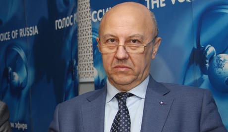 Professor Andrej Fursow, russischer Historiker